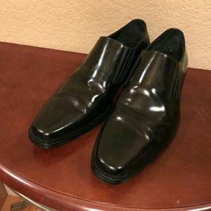 Cole Haan black dress shoes 9.5